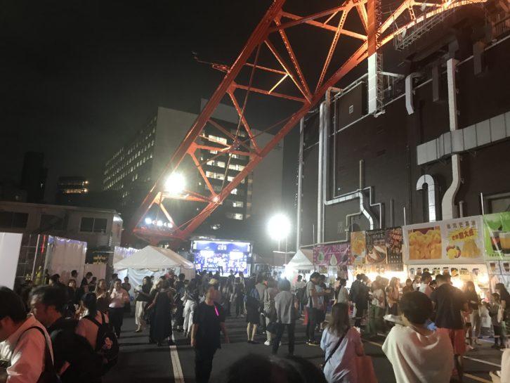 台湾フェス2019東京タワー