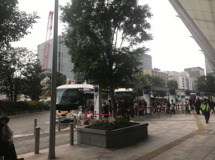 JRバス乗り場